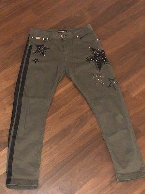 Einstein Jeans Khaki 36 soooo cool! Neupreis 270.-€
