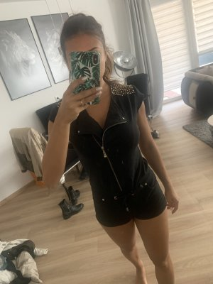 Onesie noir-doré