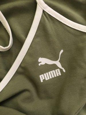 Puma Tailleur-pantalon vert olive