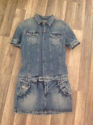 Einteiliges Jeanskleid von Diesel
