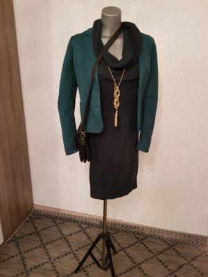 Alexander Wang for H&M Klassischer Blazer azul cadete-verde oscuro