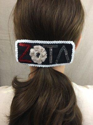 Einzelne Haarspange mit Motiv