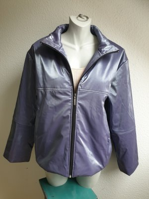 Real Vintage Oversized Jacket grey violet