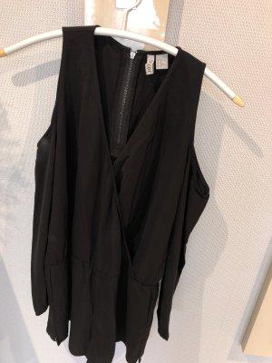 H&M Jumpsuit black polyester