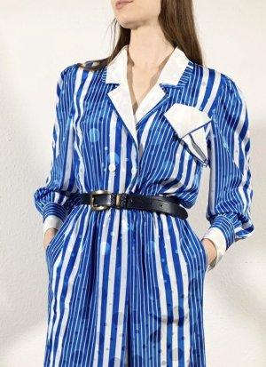 """Einzigartikes Vintagekleid im """"Lady Diana Style"""" mit abnehmbaren Kragen und Taschen"""