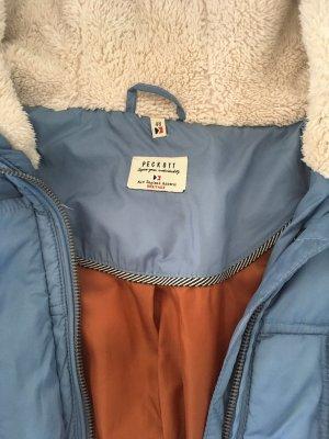 Eis Blauer Mantel ❄️