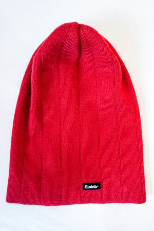Eisbär Beanie dark red