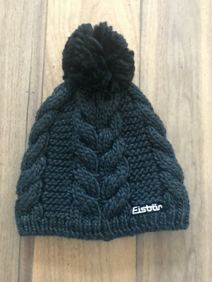 Eisbär Knitted Hat black