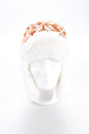 Eisbär Sombrero de punto multicolor
