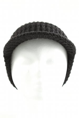 Eisbär Knitted Hat black casual look
