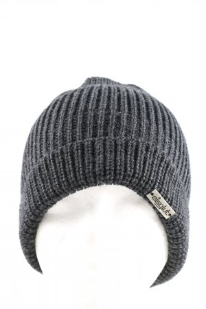 Eisglut Knitted Hat black casual look