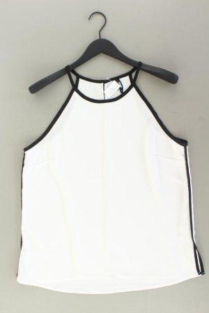 eksept Ärmellose Bluse Größe XL weiß aus Polyester
