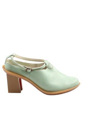 El Naturalista High Heels grün Casual-Look
