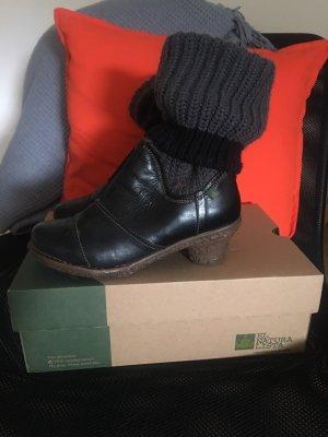 El Naturalista Stiefel Boots Gr.37 Strick
