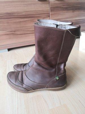 El Naturalista Cothurne brun