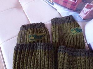 Winter Boots green grey