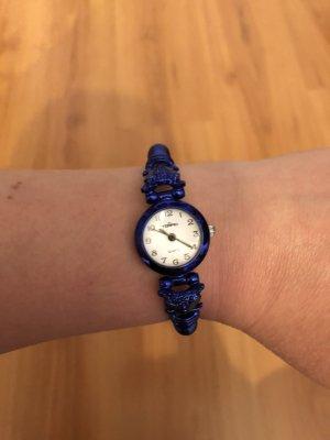 Elastische Armbanduhr