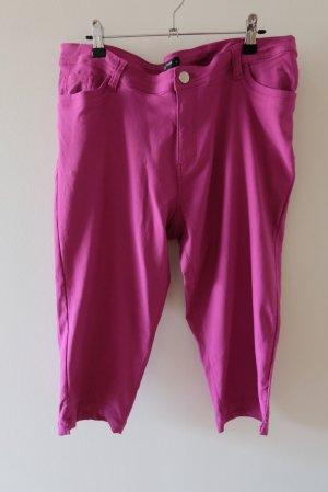 Laura Torelli Pantalone a 3/4 magenta