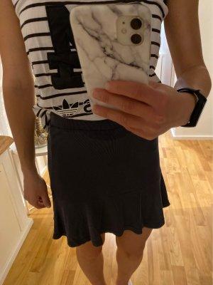 Review Flounce Skirt grey-dark grey