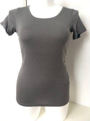 Opus T-shirt cachi-grigio-verde