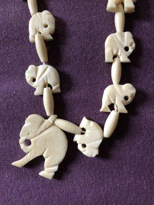 Elefanten Halskette