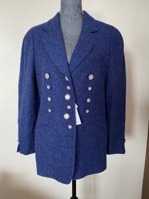 ae elegance Blazer en laine bleu