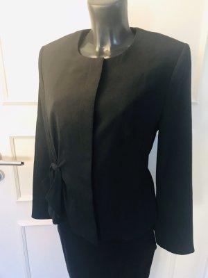 ae elegance Short Blazer black