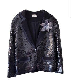 ae elegance Korte blazer zwart
