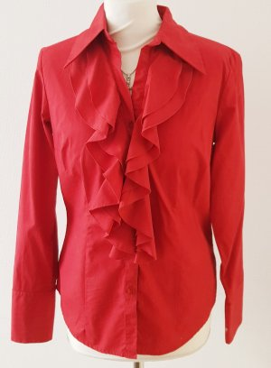 ae elegance Shirt Blouse brick red