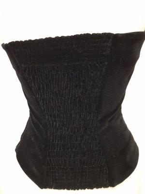 ae elegance Bustier Top black