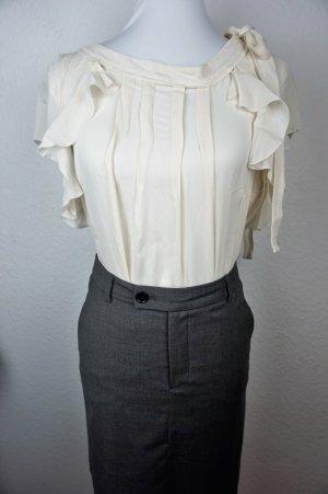 Elegance schöne Bluse aus Seide