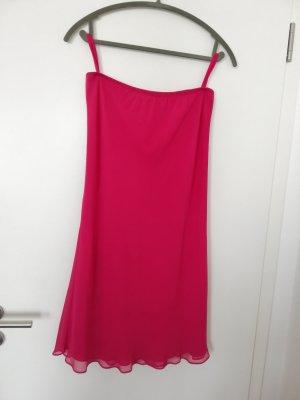 Prestige Elegance Jupe en soie rose
