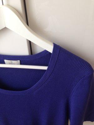 Elégance T-Shirt in Blau