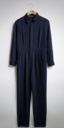 Comptoir des Cotonniers Jumpsuit donkerblauw