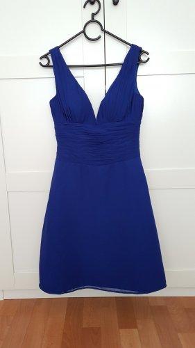 Elegant Kleid blau in 35