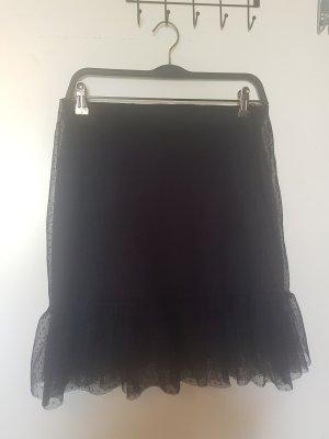 Gina Tricot Spódnica mini czarny