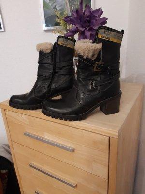 Manas Winter boots veelkleurig
