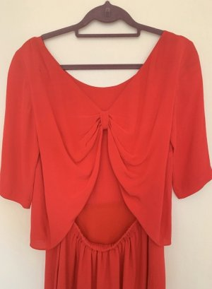 Elegant verspieltes Kleid | Sandro Gr. 36/38