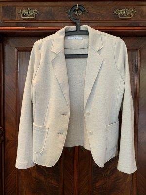 Opus Jersey Blazer blanco puro Algodón