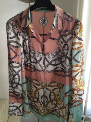 Ambiente Long Sleeve Blouse multicolored polyester