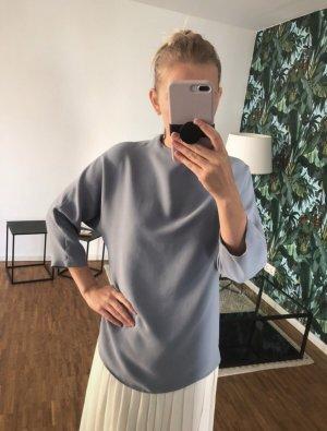 elegante Bluse mit 3/4-Ärmeln