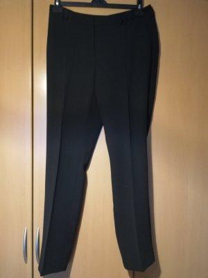 Charles Vögele Spodnie materiałowe czarny Poliester