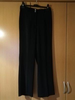 elegante Damen Hose, Stoffhose, Gr.40, LAURA LEBEK, schwarz