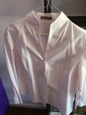 Christian Berg Stand-Up Collar Blouse white-rose-gold-coloured