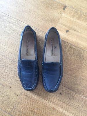 Elegante echt Leder Schuhe