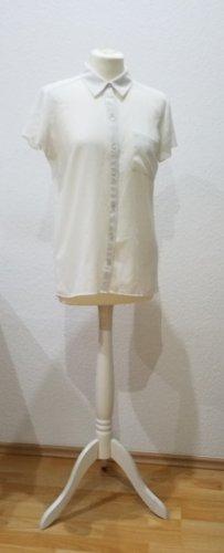 Elegante Esprit Collection Bluse weiß in Größe 38