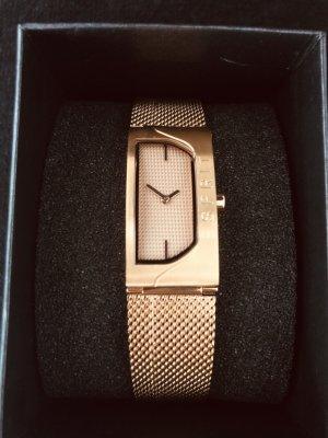 Esprit Montre avec bracelet métallique or rose