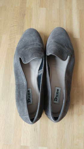 DUNE LONDON Chaussure Oxford gris
