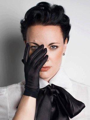 Evening Gloves black