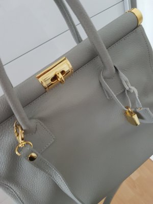 elegante Handtasche aus Leder